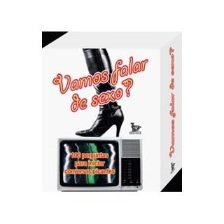 Livro - Vamos falar de sexo - Tadeu 1º edição