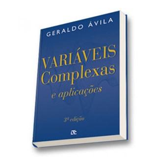Livro - Variáveis Complexas e Aplicações - Avila