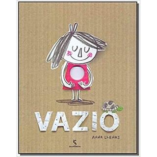 Livro Vazio - Llenas - Salamandra