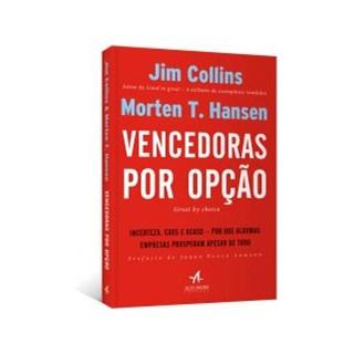 Livro - Vencedoras por Opção - Collins