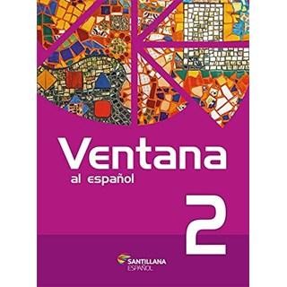 Livro Ventana al Español 2 - Almeida - Santillana