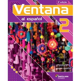Livro Ventana al Español 2 - Santillana