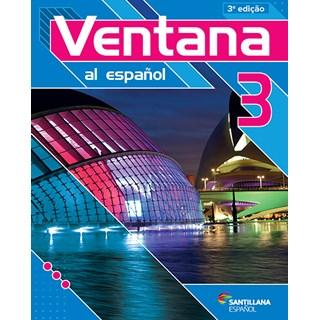 Livro Ventana Al Español 3 - Santillana
