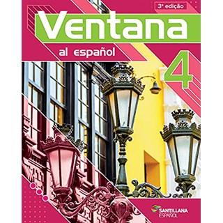 Livro Ventana Al Español 4 - Santillana