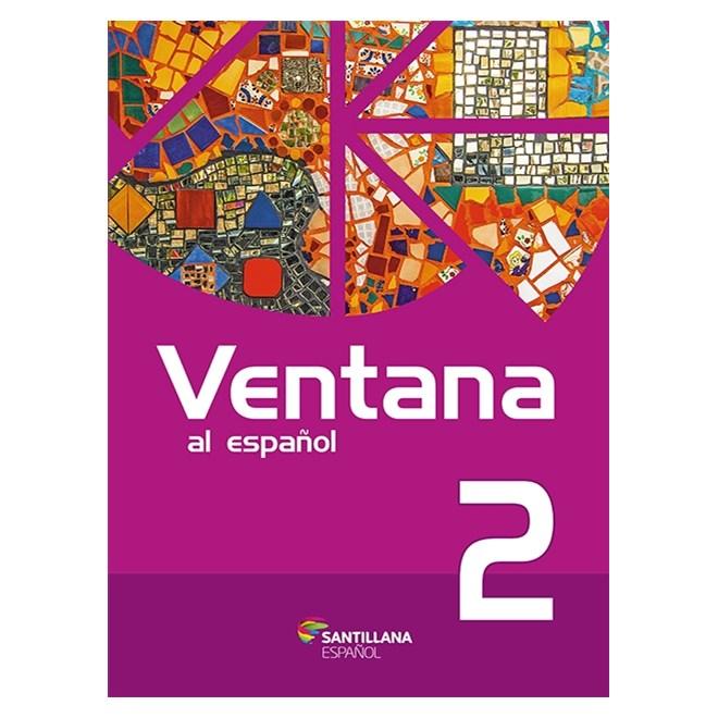 Livro - Ventana al Español - vol 2 - Moderna