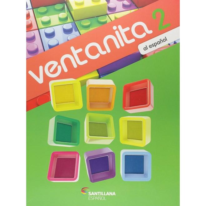 Livro Ventanita al Español 2 - Santillana