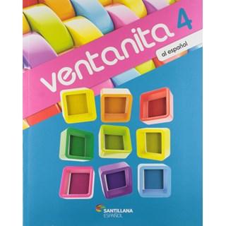Livro Ventanita al Español 4 - Santillana