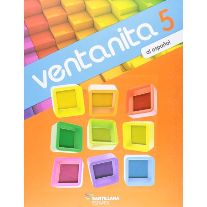 Livro Ventanita al Español 5 - Santillana