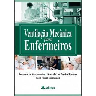 Livro - Ventilação mecânica para enfermeiros - Vasconcelos