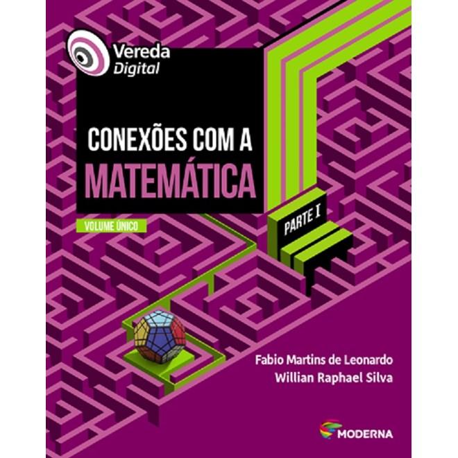 Livro - Vereda Digital - Conexões com a Matemática - Moderna