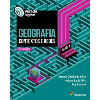 Livro - Vereda Digital - Geografia Contextos e Redes - Moderna