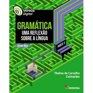 Livro - Vereda Digital - Gramática - Moderna