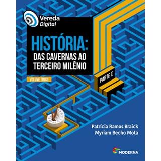 Livro - Vereda Digital - História - Moderna
