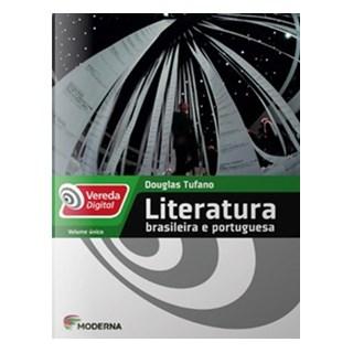 Livro - Vereda Digital Literatura Brasileira e Portuguesa - Moderna