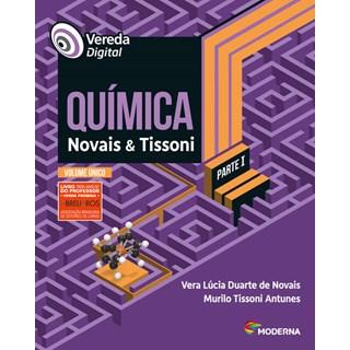 Livro - Vereda Digital Química - Volume Único - Moderna