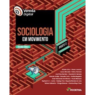 Livro - Vereda Digital - Sociologia em Movimento - Moderna