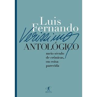 Livro Veríssimo Antológico - Veríssimo - Objetiva