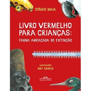Livro Vermelho para Crianças - Maia - Companhia das Letrinhas