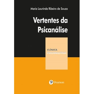 Livro - Vertentes Da Psicanálise - Souza - Pearson