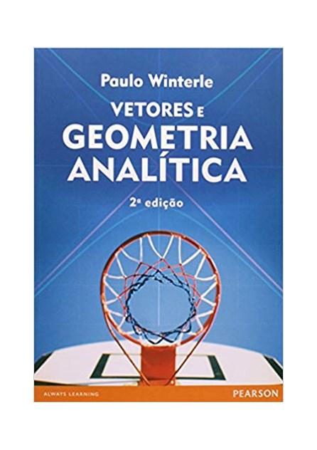 Livro - Vetores e Geometria Analítica - Winterle