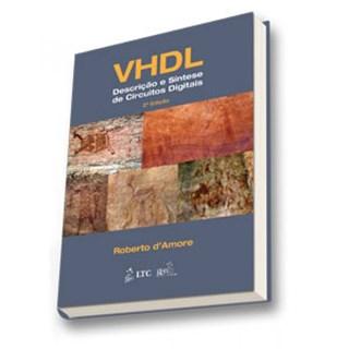 Livro - VHDL Descrição e Síntese de Circuitos Digitais - d'Amore