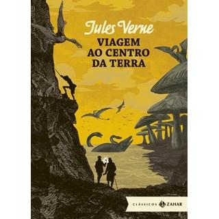 Livro - Viagem ao Centro da Terra - Júlio Verne