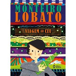 Livro Viagem ao céu - Monteiro Lobato - Editora do Brasil