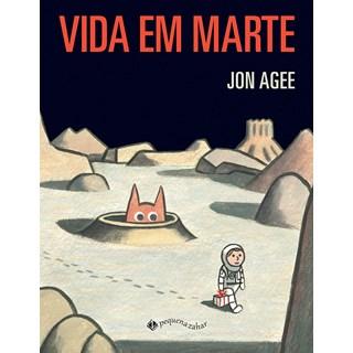 Livro Vida em Marte - Agee - Zahar - Pré-Venda