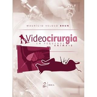 Livro - Videocirurgia em Pequenos Animais - Brun