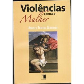 Livro - Violência contra Mulher - Giordani