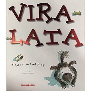 Livro - Vira-Lata - King - Brinque Book