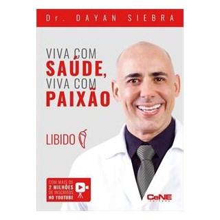 Livro - Viva com Saúde, Viva com Paixão - Siebra