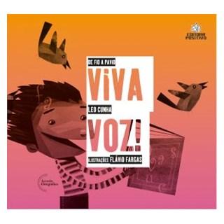 Livro - Viva Voz! - Cunha - Positivo