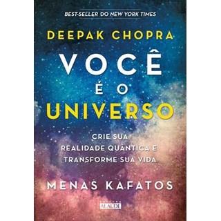 Livro - Você é o Universo - Chopra