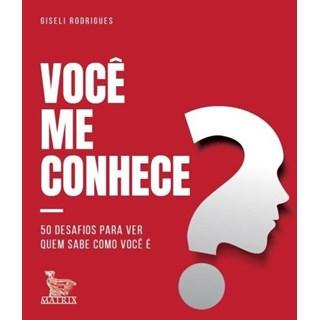 Livro - Você Me Conhece? - Rodrigues - Baralho