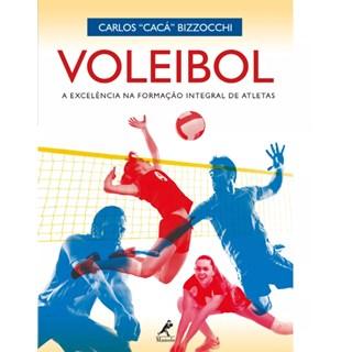 Livro - Voleibol: A Excelência na Formação de Atletas - Bizzocchi