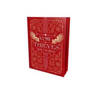 Livro - Vow of Thieves - Pearson 1º edição