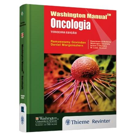 Livro - Washington - Manual de Oncologia - Govindan