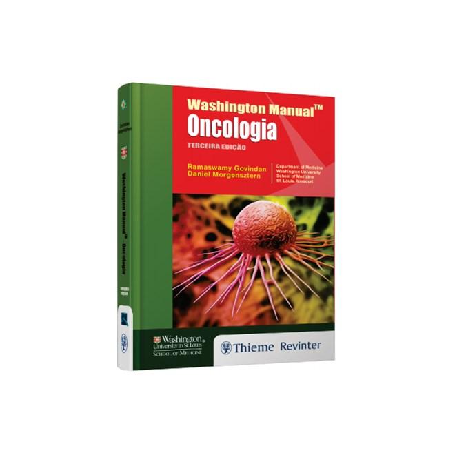 Livro Washington Manual de Oncologia - Govindan
