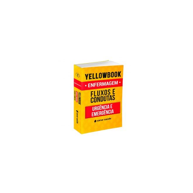 Livro Yellowbook Enfermagem - Sanar