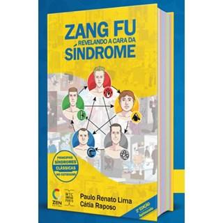 Livro Zang Fu: Revelando a Cara da Síndrome - Raposo