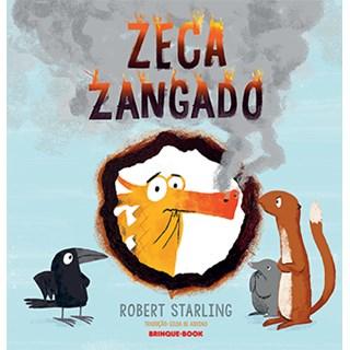 Livro - Zeca Zangado - Starling