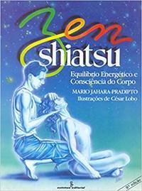 Livro Zen Shiatsu Jahara-Pradipto Summus