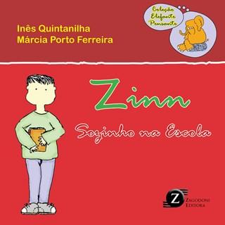 Livro - Zinn Sozinho na Escola - Quintanilha