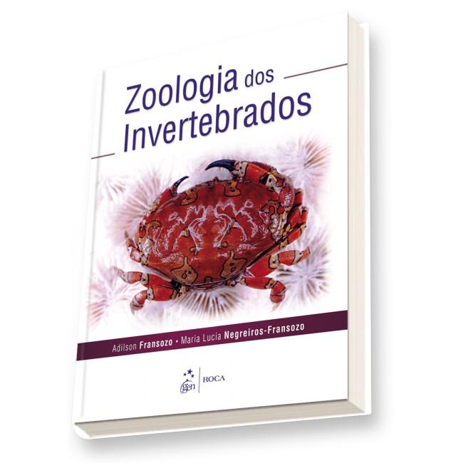o livro zoologia dos invertebrados