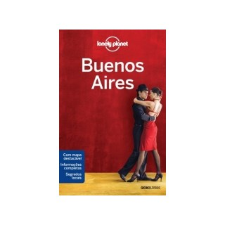 LONELY PLANET BUENOS AIRES - GLOBO