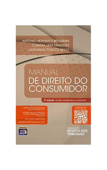 MANUAL DE DIREITO DO CONSUMIDOR - RT