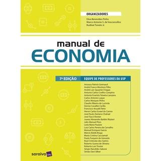 MANUAL DE ECONOMIA - SARAIVA