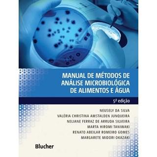 Manual de Métodos de Análise Microbiológica da Água - Silva