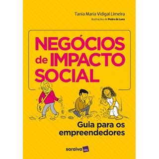 NEGOCIOS DE IMPACTO SOCIAL - SARAIVA